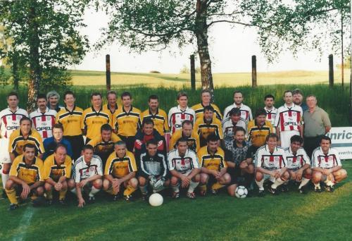 AH Spiel Kühbach- Bayern München 2003