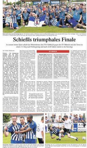 AIC Zeitung Montag 30.05.2016