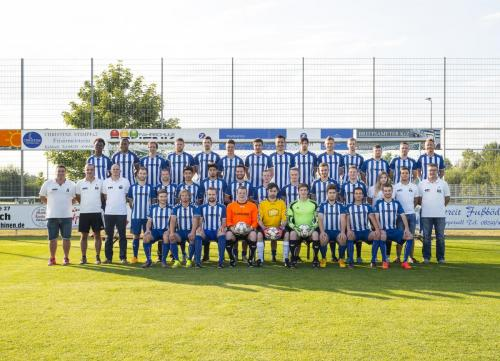 Aufstieg in die Kreisliga 2015-2016