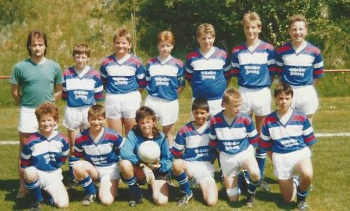 B-Jugend 1991-92
