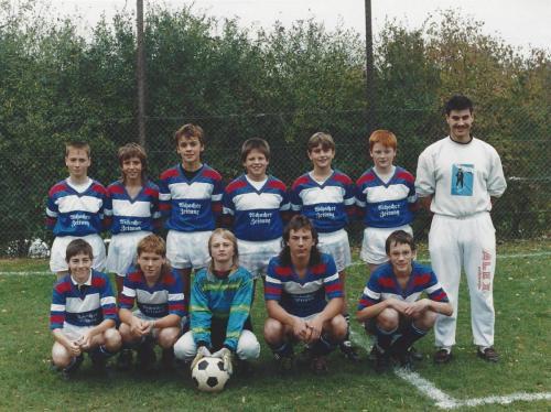C-Jugend 1991-92