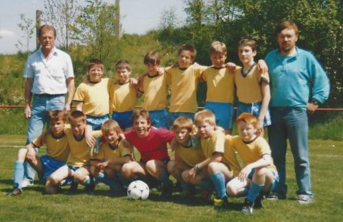 D-Jugend 1989-90