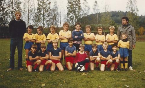 D2 - Jugend 1980-81