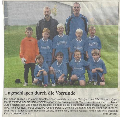 F-Jugend 2006