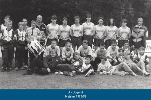 Meister A-Jugend 1996