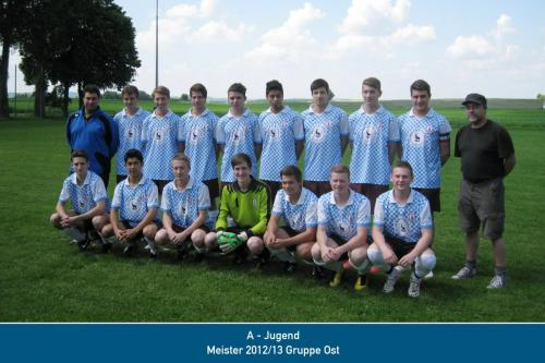 Meister A-Jugend 2013