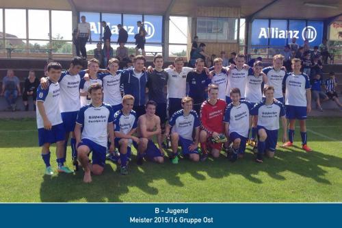 Meister B-Jugend 2016