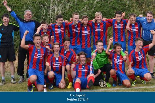 Meister C-Jugend 2014