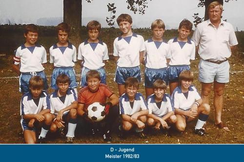 Meister D-Jugend 1983