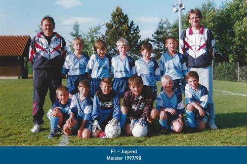 Meister F1-Jugend  1998