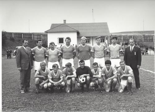 Sportheimeinweihung 1969 4