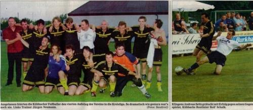 Zeitung Bilder Meister 2002-2003